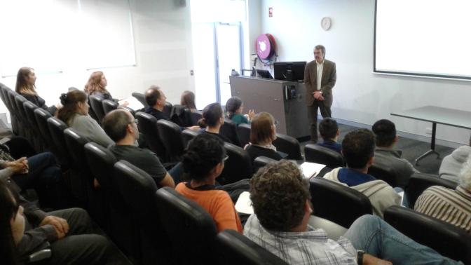 HIE Seminar - Manure Happen (Eric Davidson)